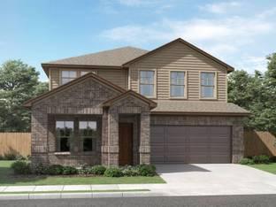 The Reynolds (890) - Trails at Westpointe - Premier Series: San Antonio, Texas - Meritage Homes