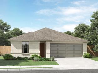 The Briscoe (820) - Trails at Westpointe - Premier Series: San Antonio, Texas - Meritage Homes