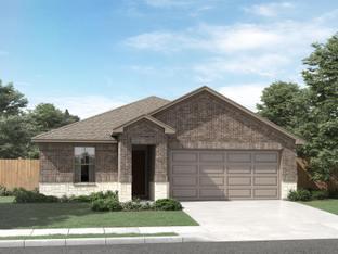 The Callaghan (830) - Trails at Westpointe - Premier Series: San Antonio, Texas - Meritage Homes