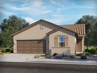 Isley - The Preserve at Province: Maricopa, Arizona - Meritage Homes