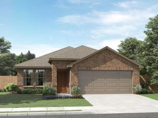 The Braman (810) - Trails at Westpointe - Premier Series: San Antonio, Texas - Meritage Homes