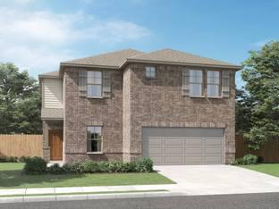 The Channing (850) - Trails at Westpointe - Premier Series: San Antonio, Texas - Meritage Homes
