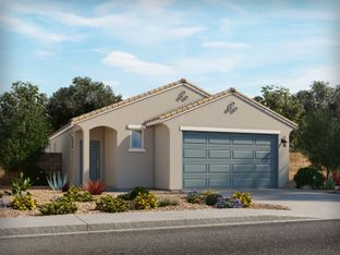 Olive - Archer Meadows - Classic Series: San Tan Valley, Arizona - Meritage Homes