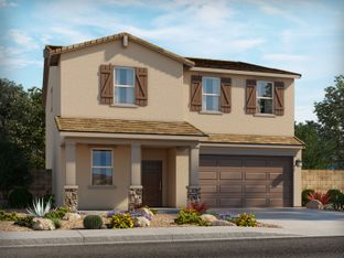 Zion - Archer Meadows - Estate Series: San Tan Valley, Arizona - Meritage Homes