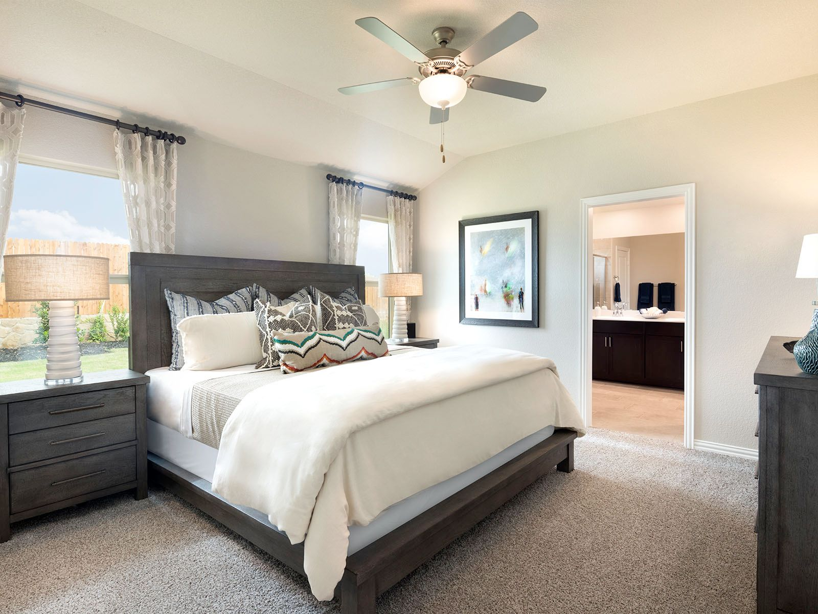 Bedroom featured in The Oleander By Meritage Homes in Dallas, TX