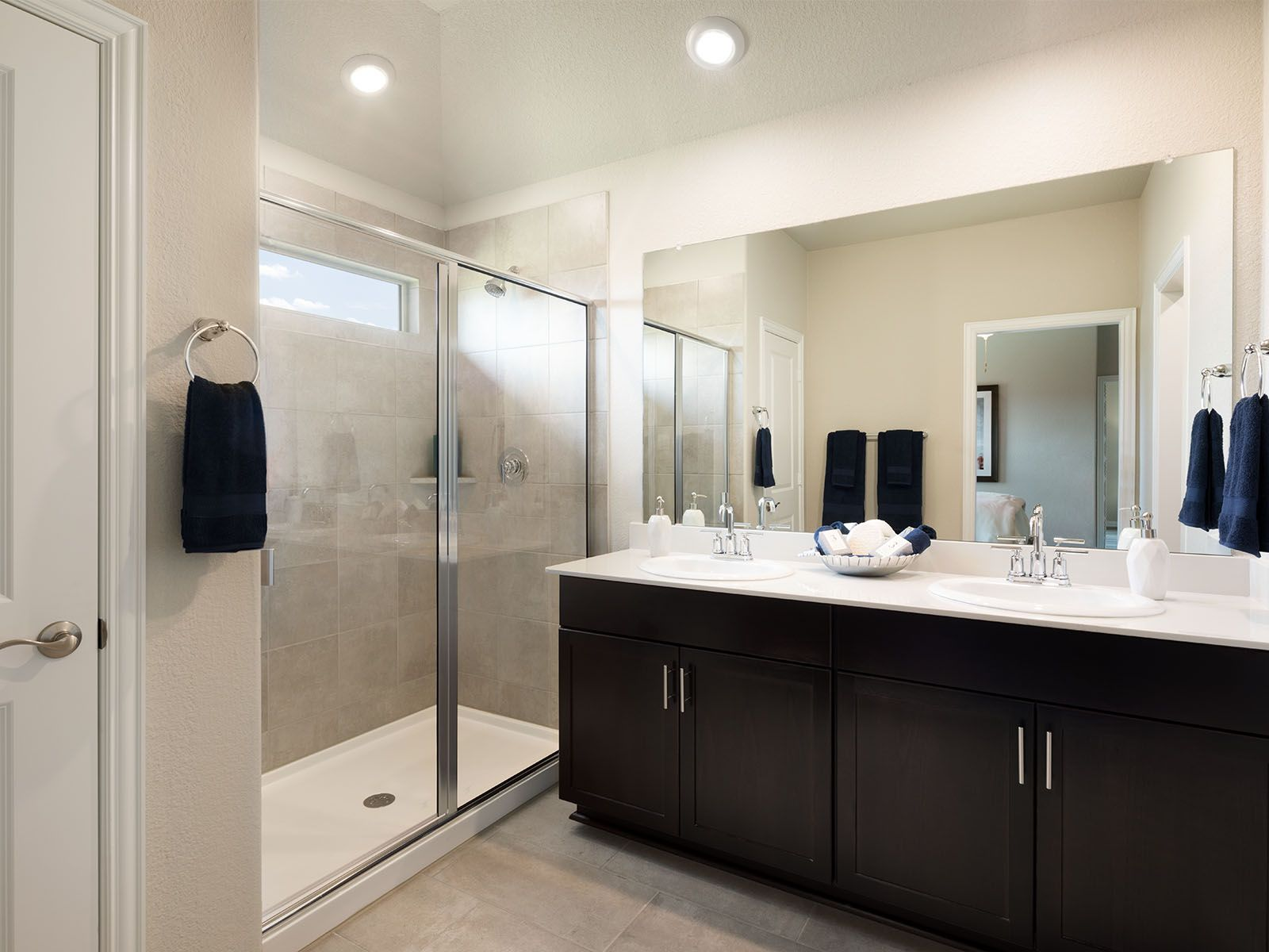 Bathroom featured in The Oleander By Meritage Homes in Dallas, TX