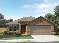 The Braman (810) - Orchard Park: Schertz, Texas - Meritage Homes