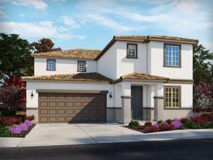 Residence 2 - The Vines: Oakley, California - Meritage Homes