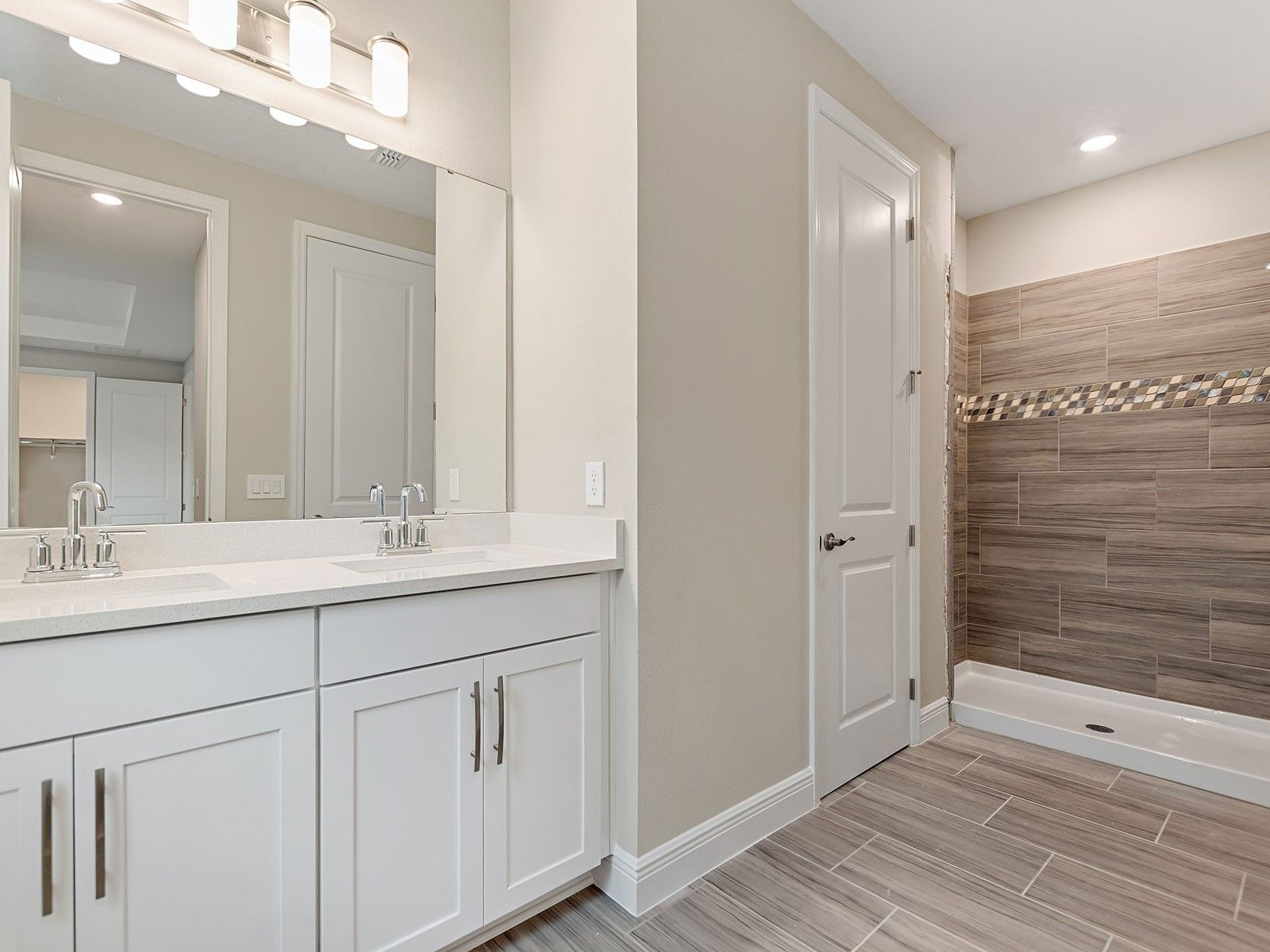 Bathroom featured in the Belvedere By Meritage Homes in Orlando, FL