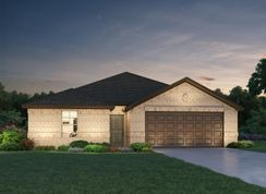 The Greenville (L400 LN) - Cherry Pines: Tomball, Texas - Meritage Homes