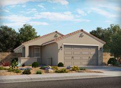 Bennett - The Lakes at Rancho El Dorado: Maricopa, Arizona - Meritage Homes