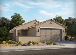 Maxwell - The Lakes at Rancho El Dorado: Maricopa, Arizona - Meritage Homes