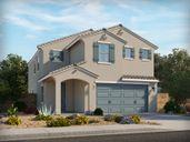 The Lakes at Rancho El Dorado by Meritage Homes in Phoenix-Mesa Arizona