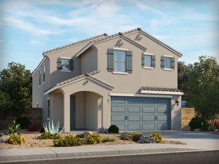 Oak - The Lakes at Rancho El Dorado: Maricopa, Arizona - Meritage Homes