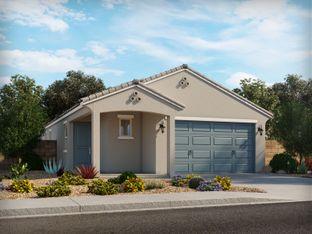 Olive - The Lakes at Rancho El Dorado: Maricopa, Arizona - Meritage Homes