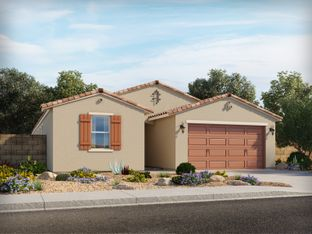 Lark - The Enclave at Mission Royale - Estate Series: Casa Grande, Arizona - Meritage Homes