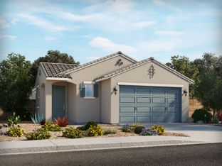 Olive - The Enclave at Mission Royale - Classic Series: Casa Grande, Arizona - Meritage Homes