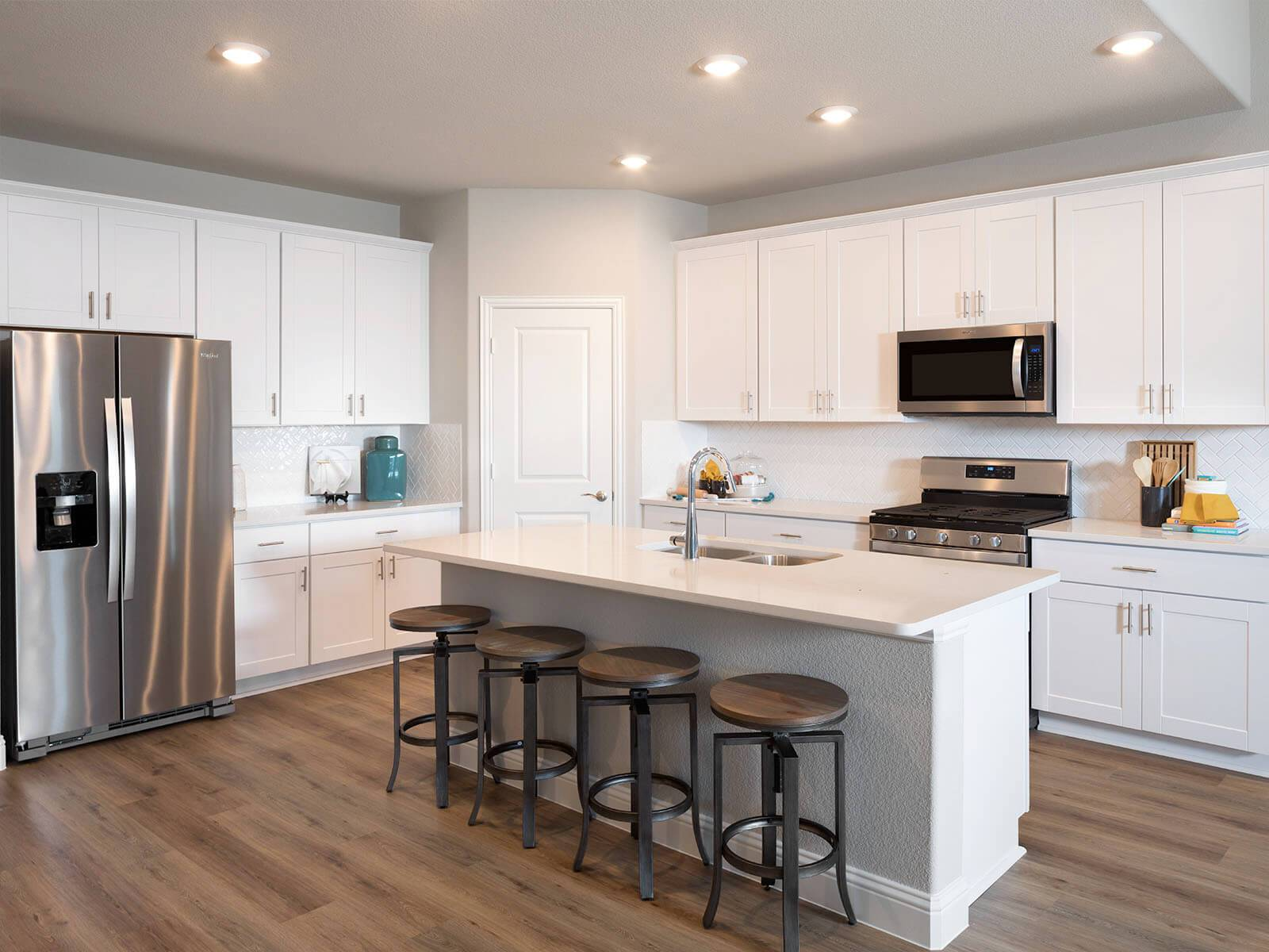 Kitchen featured in The Kessler By Meritage Homes in Dallas, TX