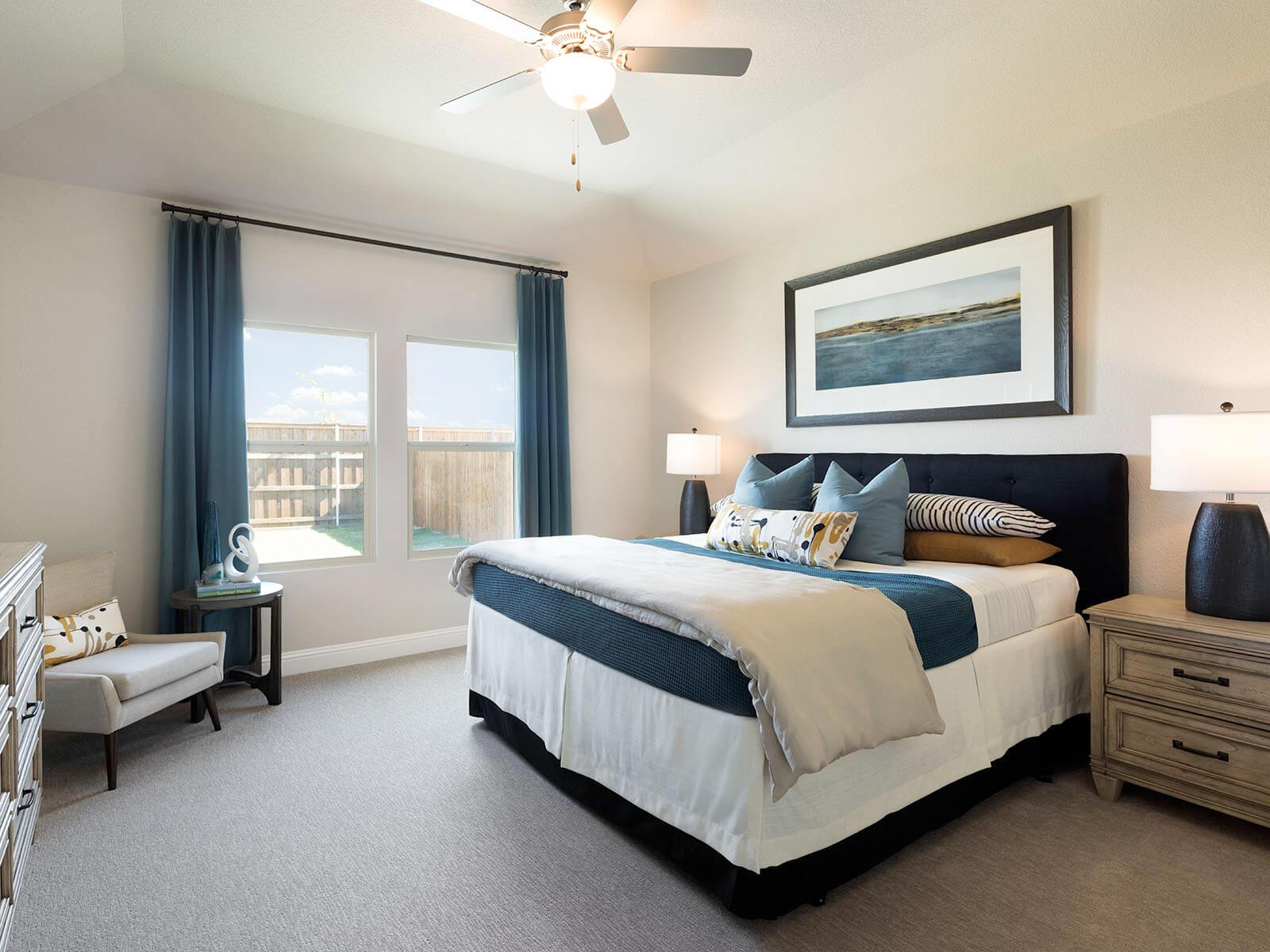 Bedroom featured in The Kessler By Meritage Homes in Dallas, TX