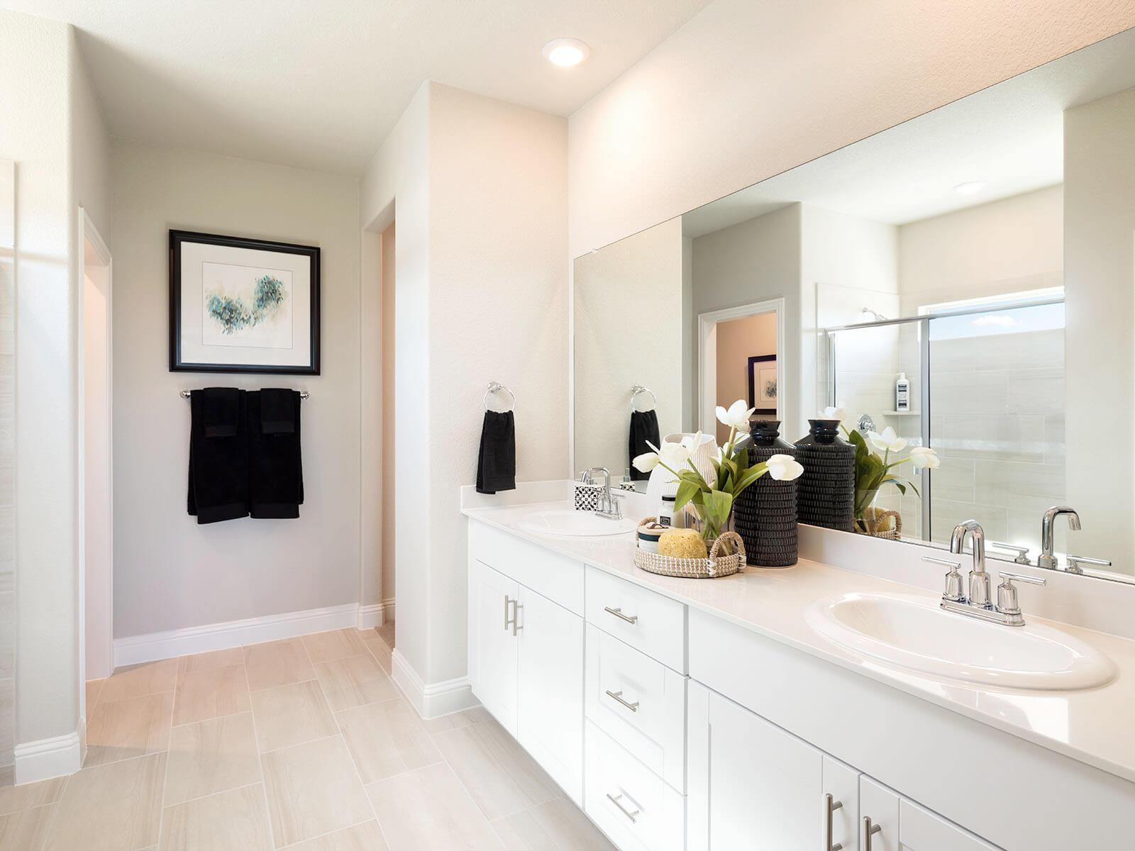 Bathroom featured in The Kessler By Meritage Homes in Dallas, TX