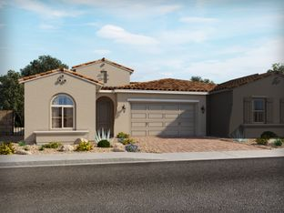 Residence 5 - Duplex - Vistas at Palm Valley - The Villas: Goodyear, Arizona - Meritage Homes