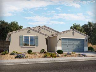Amber - Legacy at Homestead - Estate Series: Maricopa, Arizona - Meritage Homes
