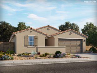 Lark - Ellison Trails: Laveen, Arizona - Meritage Homes