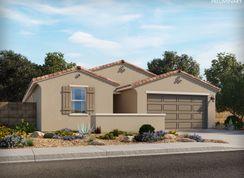 Lark - Ellison Trails: Phoenix, Arizona - Meritage Homes