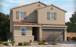 Ellison Trails by Meritage Homes in Phoenix-Mesa Arizona