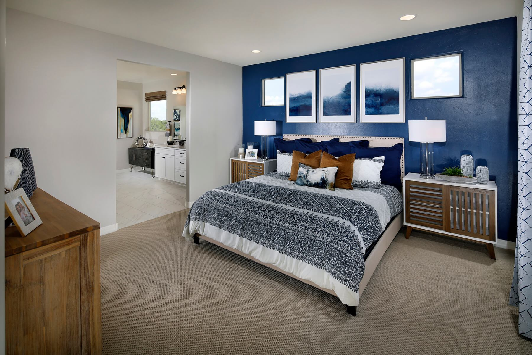 Bedroom featured in the Hawk By Meritage Homes in Tucson, AZ