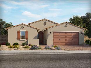 Bailey Select - Vistas at Palm Valley - The Estates: Goodyear, Arizona - Meritage Homes