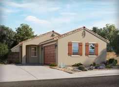 Bennett - The Enclave at Mission Royale - Classic Series: Casa Grande, Arizona - Meritage Homes