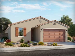 Mason - The Enclave at Mission Royale - Estate Series: Casa Grande, Arizona - Meritage Homes