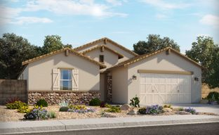 The Enclave at Mission Royale - Estate Series by Meritage Homes in Phoenix-Mesa Arizona