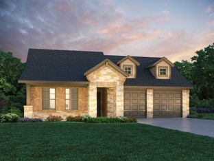 The Greenville - Northstar: Haslet, Texas - Meritage Homes