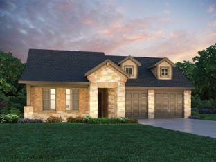 The Greenville - Ventana: Fort Worth, Texas - Meritage Homes