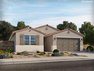 Lark - Legacy at Homestead - Estate Series: Maricopa, Arizona - Meritage Homes