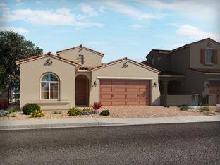 Residence 2 - Triplex - Vistas at Palm Valley - The Villas: Goodyear, Arizona - Meritage Homes