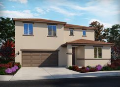 Residence 6 - Linden at Arbor Bend: Manteca, California - Meritage Homes