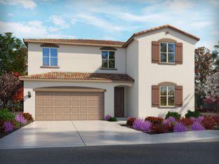 Residence 5 - Trek at Winding Creek: Roseville, California - Meritage Homes