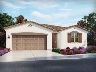 Residence 1 - Trek at Winding Creek: Roseville, California - Meritage Homes