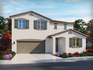 Residence 6 - Trek at Winding Creek: Roseville, California - Meritage Homes