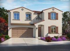 Residence 5 - Jasper at Audie Murphy Ranch: Menifee, California - Meritage Homes