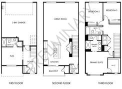 The Cameron - SaBell: Arvada, Colorado - Meritage Homes