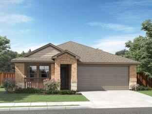 The Allen - Ventana: Fort Worth, Texas - Meritage Homes