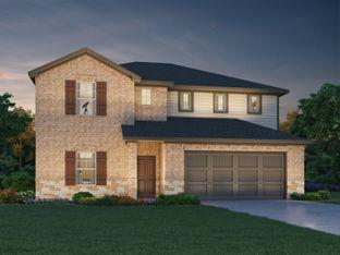 The Kessler (C454) - Deerbrooke: Leander, Texas - Meritage Homes