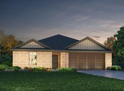 The Preston (C403) - Deerbrooke: Leander, Texas - Meritage Homes