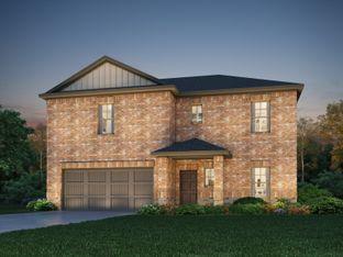 The McKinnon (C451) - Deerbrooke: Leander, Texas - Meritage Homes