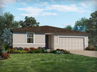 Hibiscus - Citrus Landing: Davenport, Florida - Meritage Homes