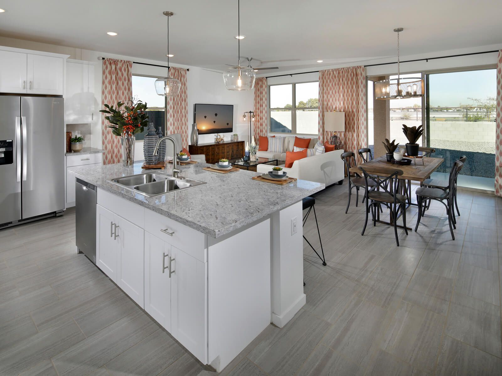 Living Area featured in the Leslie By Meritage Homes in Phoenix-Mesa, AZ